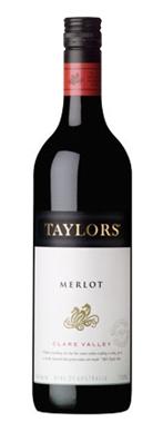 Taylors Estate Merlot 750ml