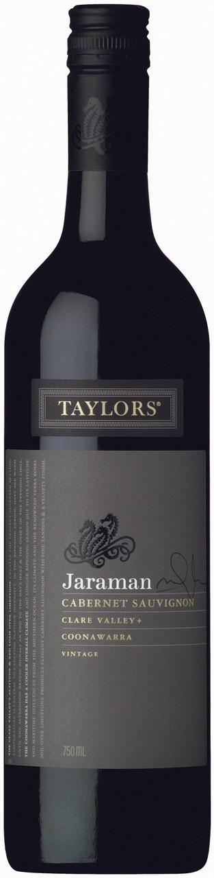 Taylors Jaraman Clare Valley Coonawarra Cabernet Sauvignon 750ml