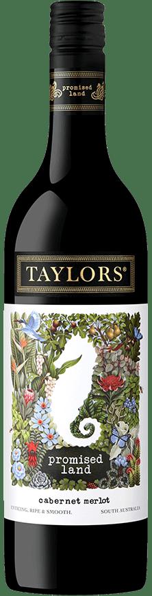 Taylors Promised Land Cabernet Merlot 750ml