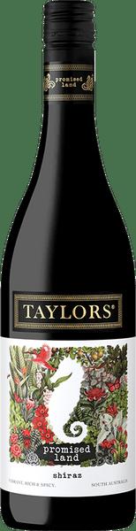 Taylors Promised Land Shiraz 750ml