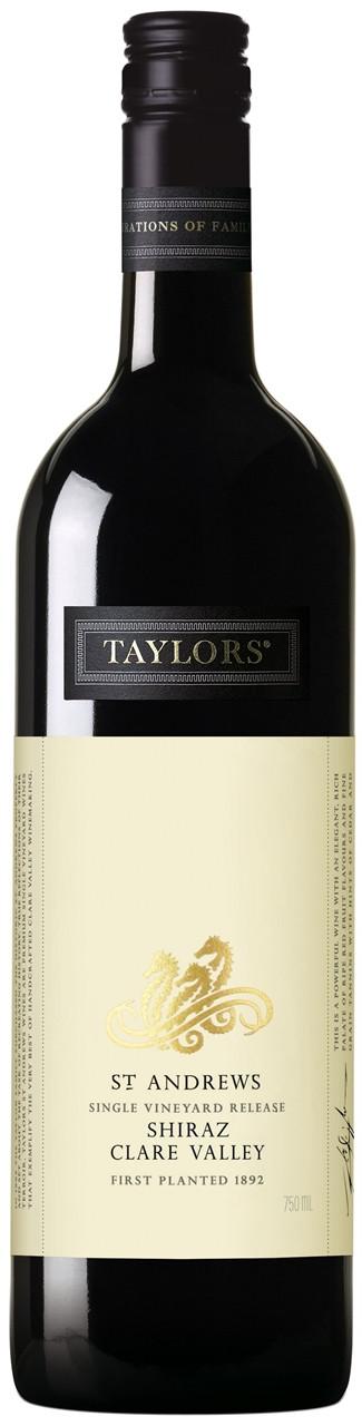 Taylors St Andrews Shiraz 750ml