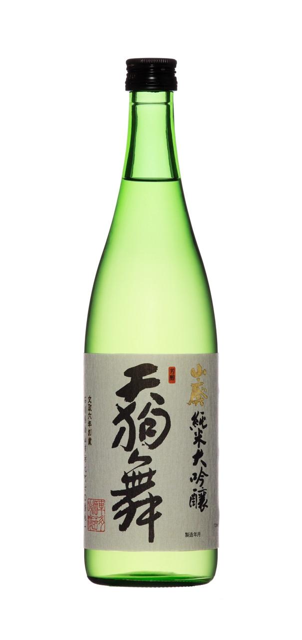 Tengumai Yamahai Junmai Daiginjo Sake 720ml