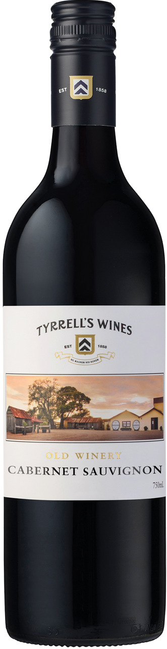 Tyrrells Old Winery Cabernet Sauvignon 750ml