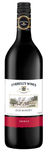 Tyrrells Old Winery Shiraz 750ml