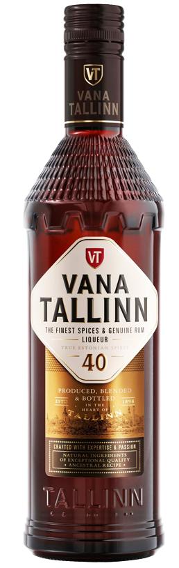 Vana Tallinn Estonian Liqueur 500ml Bottle