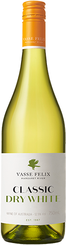 Vasse Felix Margaret River Classic Dry White Semillon Sauvignon Blanc 750ml