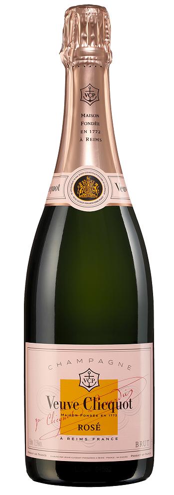 Veuve Clicquot NV Rose Champagne 750ml