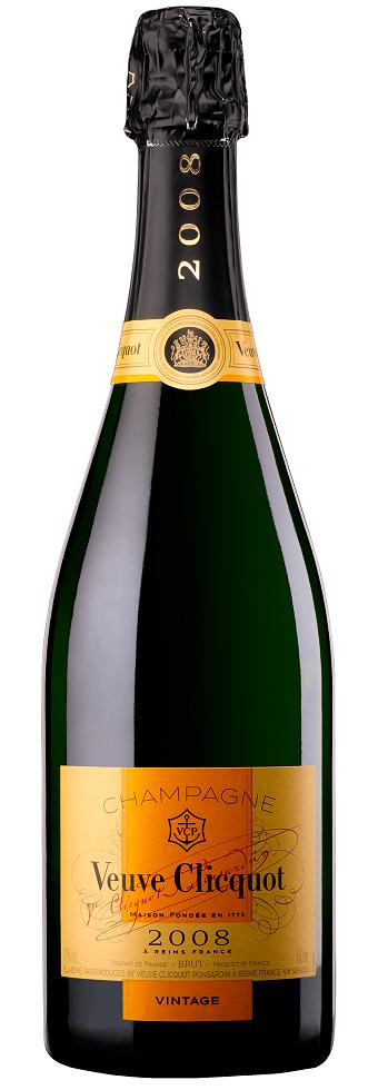 Veuve Clicquot Vintage Champagne 750ml