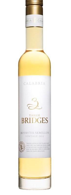 Calabria 3 Bridges Botrytis Semillon 375ml