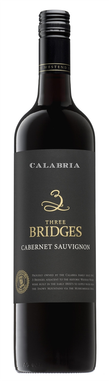 Westend 3 Bridges Cabernet Sauvignon 750ml