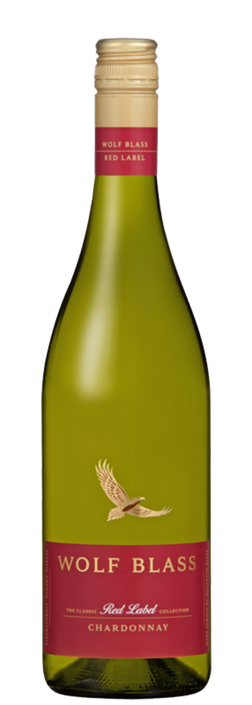 Wolf Blass Red Label Chardonnay 750ml