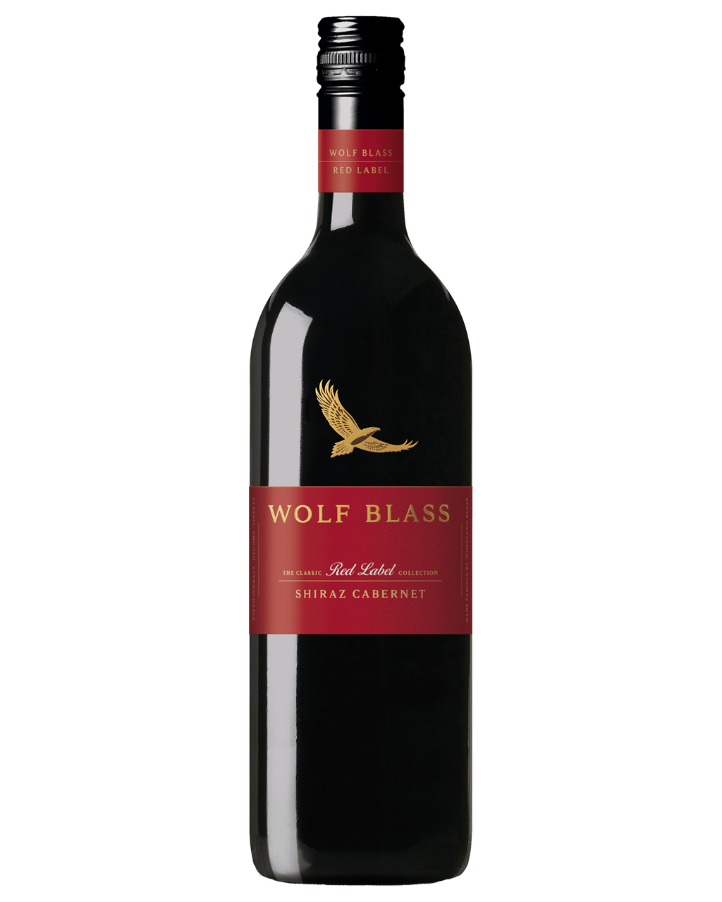 Wolf Blass Red Label Shiraz Cabernet 750ml