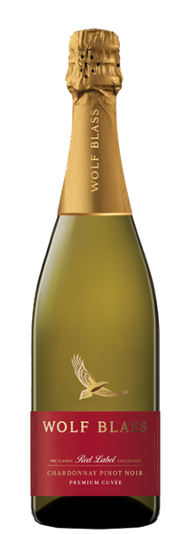 Wolf Blass Red Label Sparkling Chardonnay Pinot 750ml