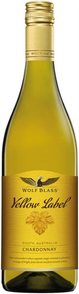Wolf Blass Yellow Label Chardonnay 750ml