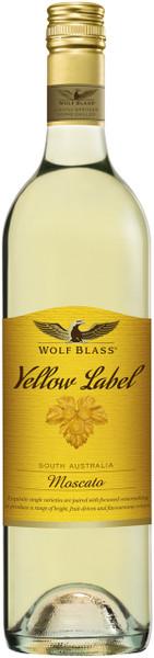 Wolf Blass Yellow Label Moscato 750ml
