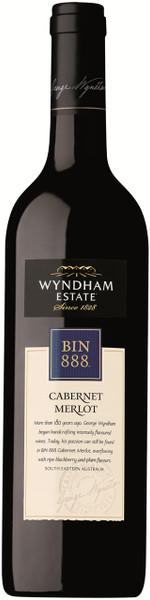 Wyndham Estate Bin 888 Cabernet Merlot 750ml