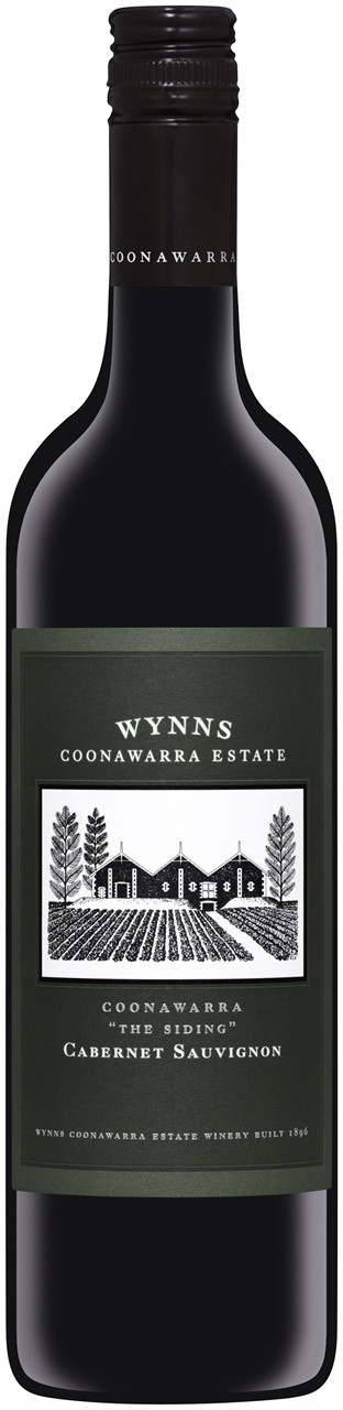 Wynns Coonawarra Estate 'The Siding' Cabernet Sauvignon 750ml