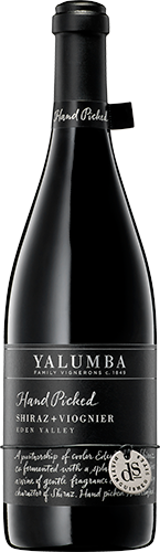 Yalumba Barossa Valley Hand Picked Shiraz Viognier 750ml