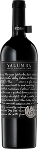 Yalumba FDR1A Barossa Valley Cabernet Sauvignon Shiraz 750ml