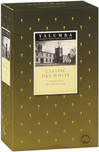Yalumba Premium Classic Dry White 2lt Cask