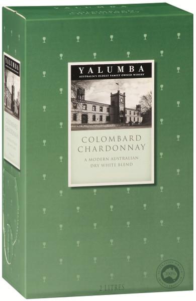Yalumba Traditional Colombard Chardonnay 2lt Cask
