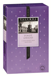 Yalumba Premium Selection Pinot Grigio 2lt Cask