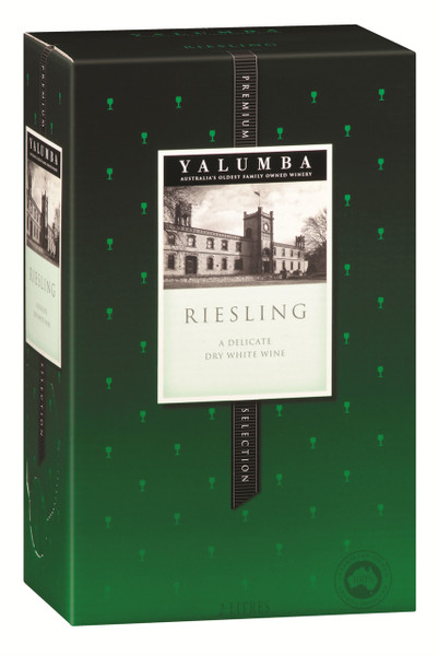 Yalumba Premium Selection Riesling 2lt Cask