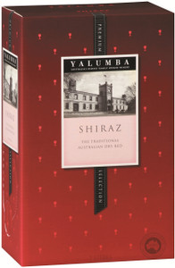Yalumba Premium Selection Shiraz 2lt Cask