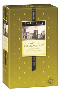 Yalumba Premium Selection Unwooded Chardonnay 2lt Cask