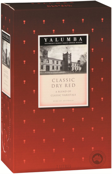 Yalumba Traditional Classic Dry Red 2lt Cask