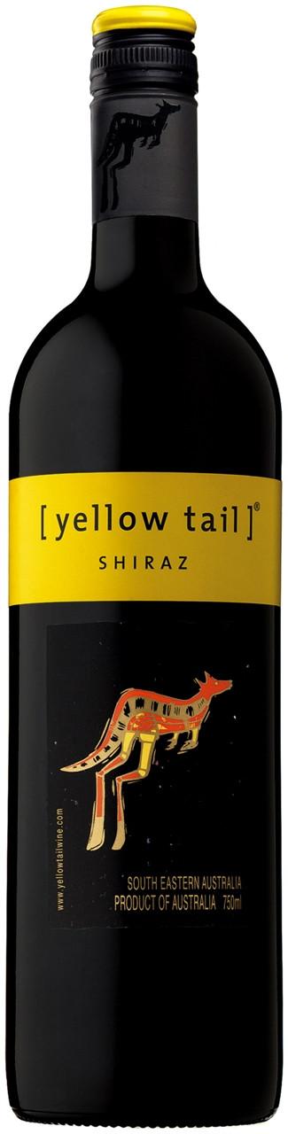 Yellow Tail Shiraz 750ml