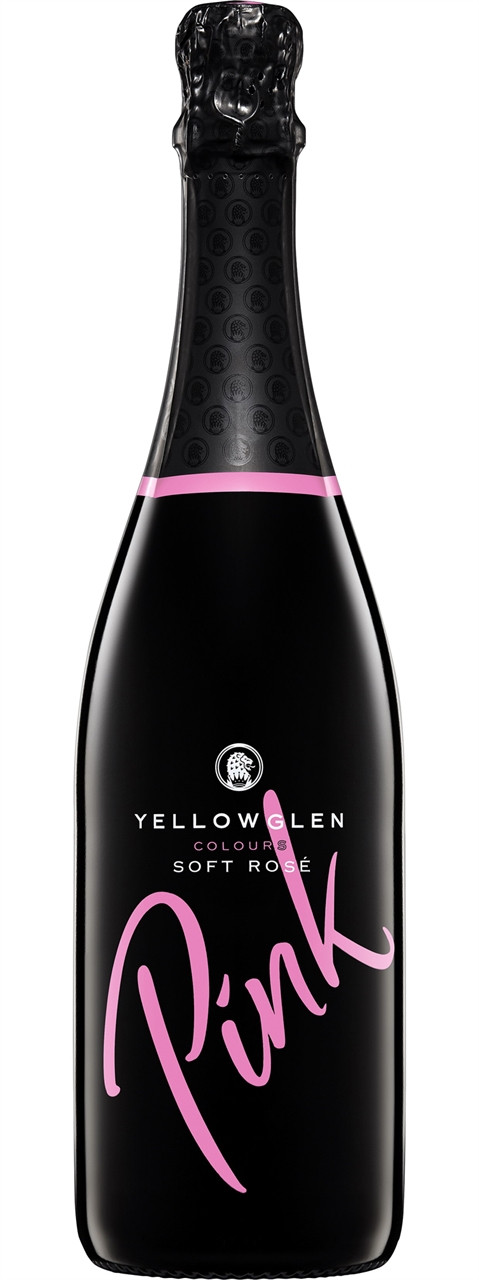 Yellowglen Colours Pink Sparkling 750ml