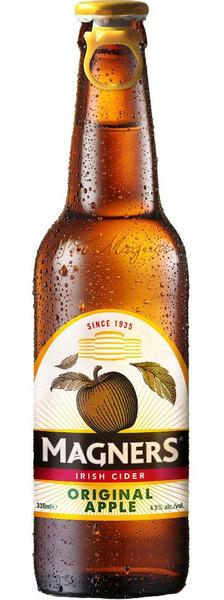 Magners Original Irish Cider 24 x 330ml Bottles