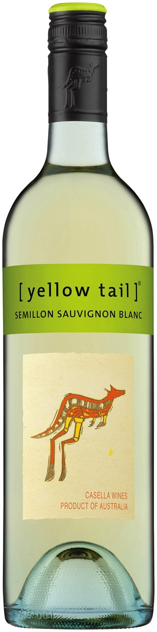Yellow Tail Semillion Sauvignon Blanc 750ml