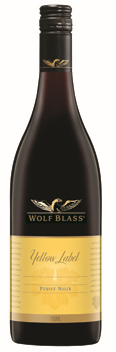 Wolf Blass Yellow Label Pinot Noir 750ml