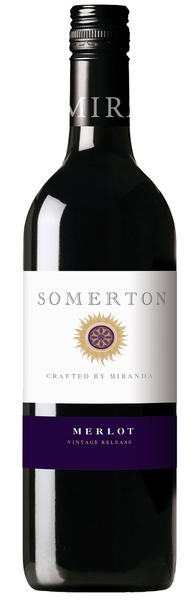 Miranda Somerton Merlot 750ml
