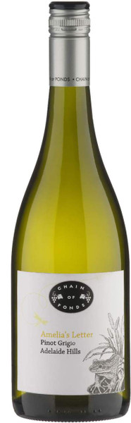 Chain Of Ponds Amelia's Letter Pinot Grigio 750ml