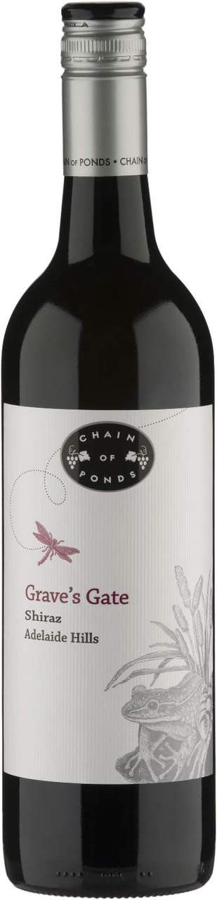 Chain Of Ponds Grave's Gate Shiraz 750ml