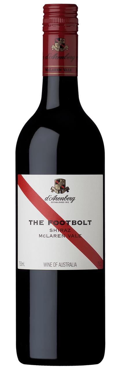 d'Arenberg Footbolt McLaren Vale Shiraz 750ml