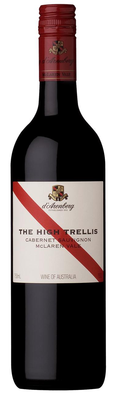 d'Arenberg High Trellis McLaren Vale Cabernet Sauvignon 750ml