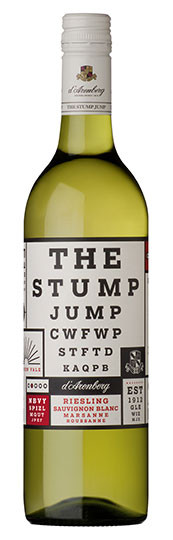 d'Arenberg Stump Jump White Blend 750ml