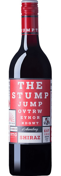 d'Arenberg Stump Jump Shiraz 750ml