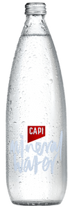 Capi Sparkling Mineral Water 12 x 750ml Bottles