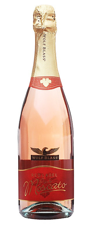 Wolf Blass Red Label Sparkling Moscato 750ml