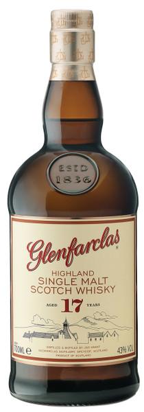 Glenfarclas 15 Year Old Single Highland Malt Scotch Whisky 700ml