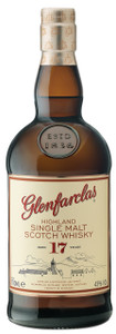 Glenfarclas 17 Year Old Single Highland Malt Scotch Whisky 700ml