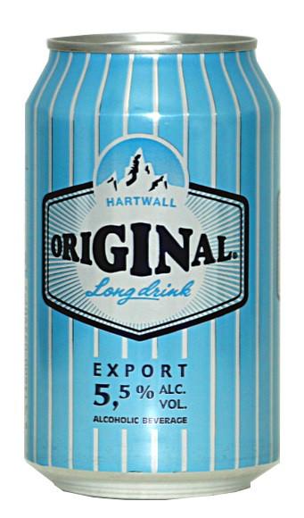 Hartwall Original Long Drink 24 x 330ml Cans