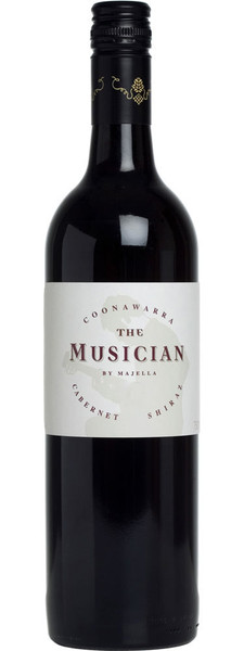 Majella The Musician Coonawarra Cabernet Shiraz 750ml