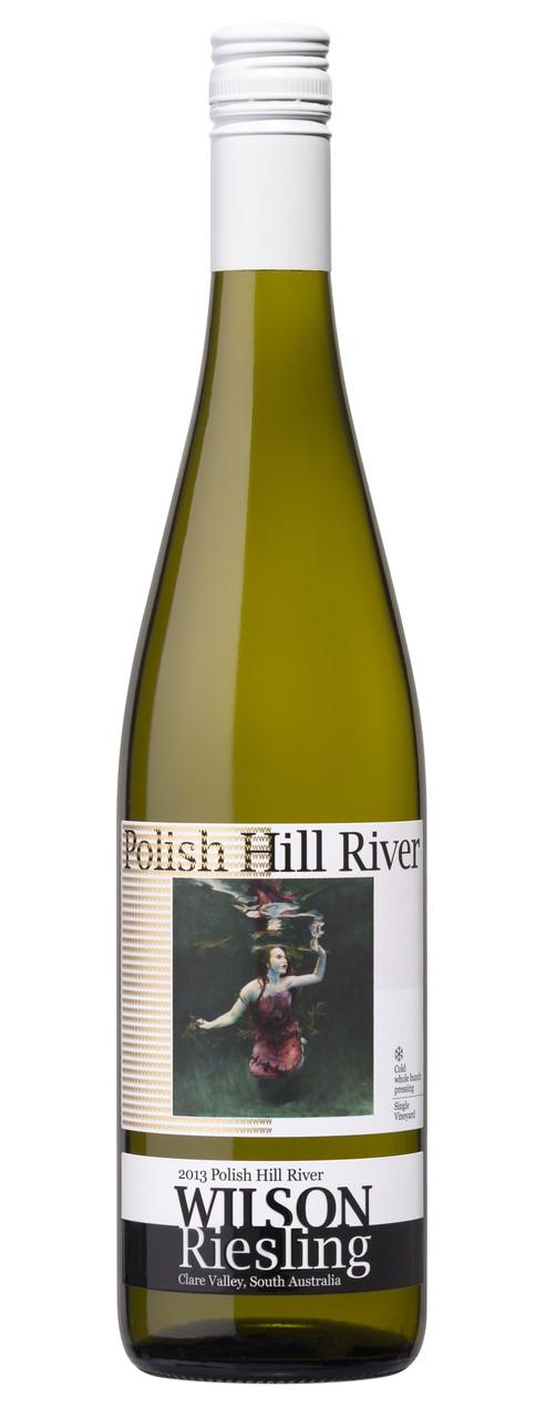 The Wilson Vineyard Polish Hill River Riesling 750ml