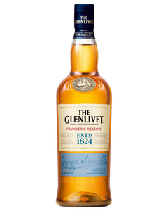 Glenlivet Founders Reserve Scotch Whisky 700ml (Hot Price)